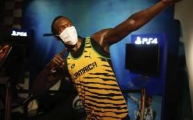 Fostul rege al sprintului Usain Bolt, în carantină cu suspiciuni de COVID-19